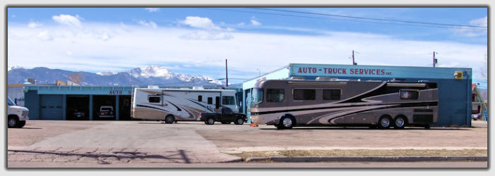 motor home and rv warranty repair auto truck services inc colorado